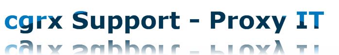 cgrx support